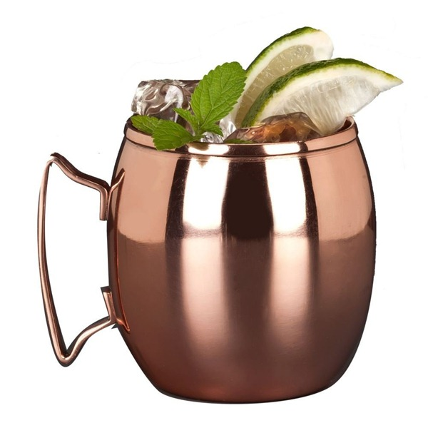 A Moscow Mule you like is finished
