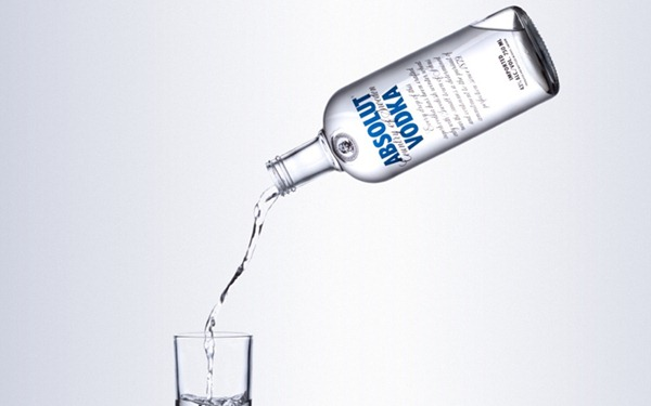 Pour Vodka as you wish