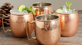 Old Dutch Solid Copper Mugs: Not Only a Trade Mark for Moscow Mule
