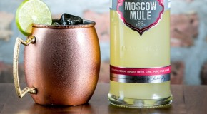 Making Your Traditional Moscow Mule