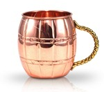 Copper-Moscow-Mule-Mug-with-Brass-Handle
