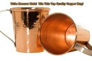 Write Moscow Mule Win Copper Mug